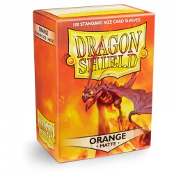 Orange - 100 - Dragon...