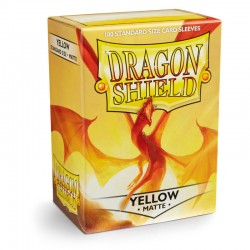 Yellow / Gul - 100 - Dragon...