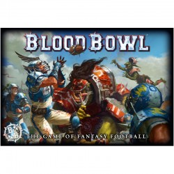 Blood Bowl - The Game of...