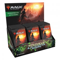Set Booster Box - Zendikar...