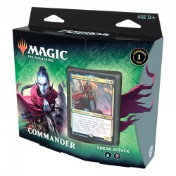 Commander Deck: Sneak...