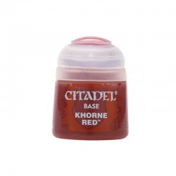 Khorne Red - Base - 12ml