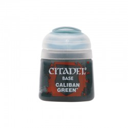 Caliban Green - Base - 12ml